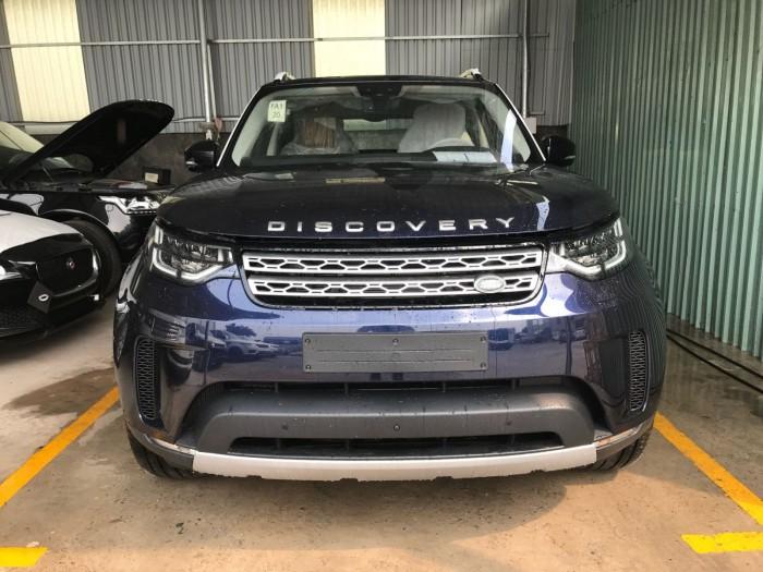 Land Rover Discovery sản xuất năm 2017 Số tự động Dầu diesel