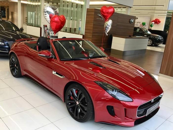 Jaguar Khác sản xuất năm 2016 Số tự động Động cơ Xăng
