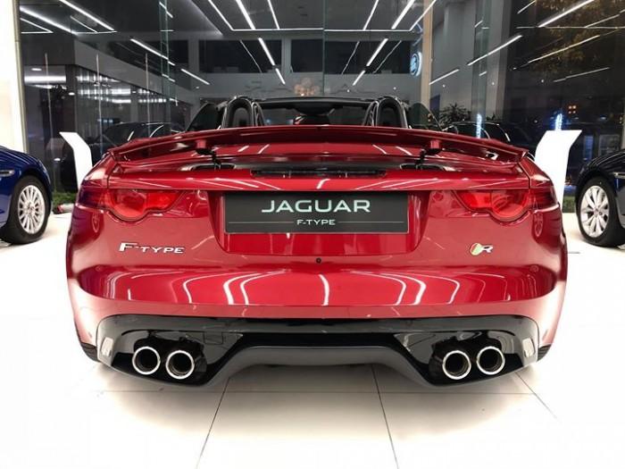 Bán Jaguar F Type 2017 mới, mẫu cabriolet 2 chỗ tuyệt vời!