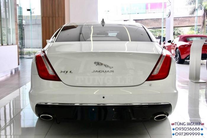 Jaguar XJL Portfolio - dòng xe đỉnh cao tại VN - hàng có sẵn!