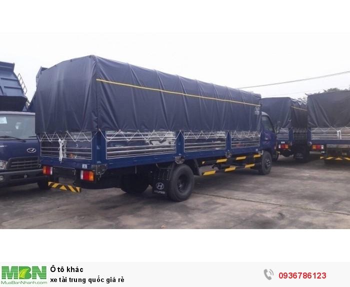 Xe tải Trung Quốc giá rẻ