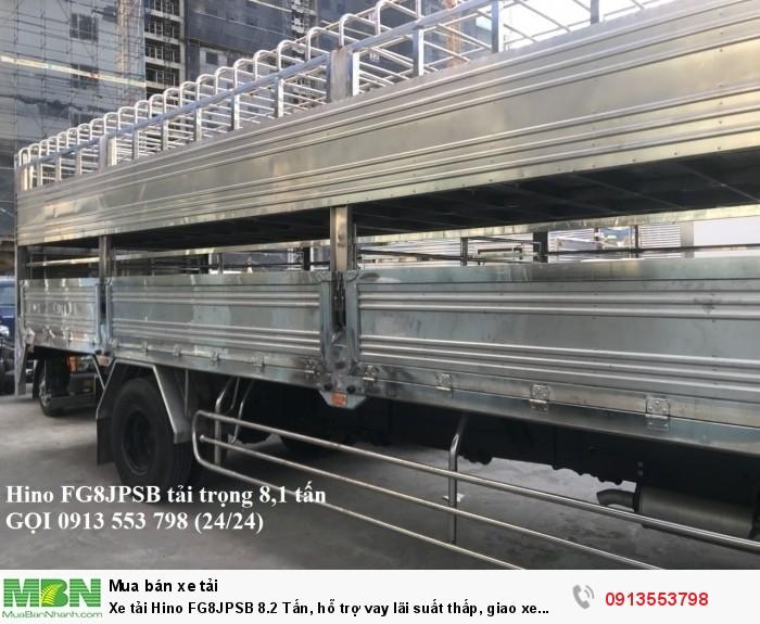 Xe tải Hino FG8JPSB 8.2 Tấn - Gọi 0913553798 (24/24)