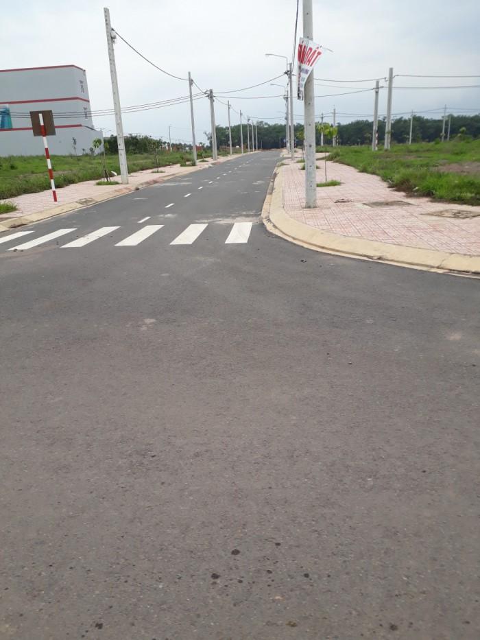 Đất mặt tiền khu dân cư Hưng Lộc ngay QL1A