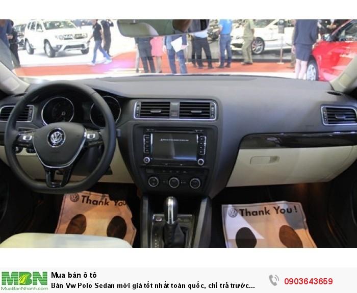Bán Vw Polo Sedan mới giá tốt nhất toàn quốc 3