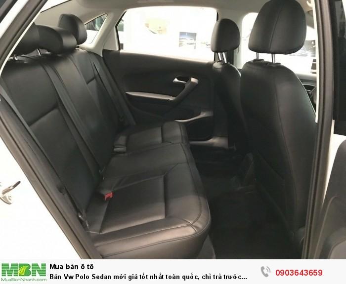 Bán Vw Polo Sedan mới giá tốt nhất toàn quốc 4