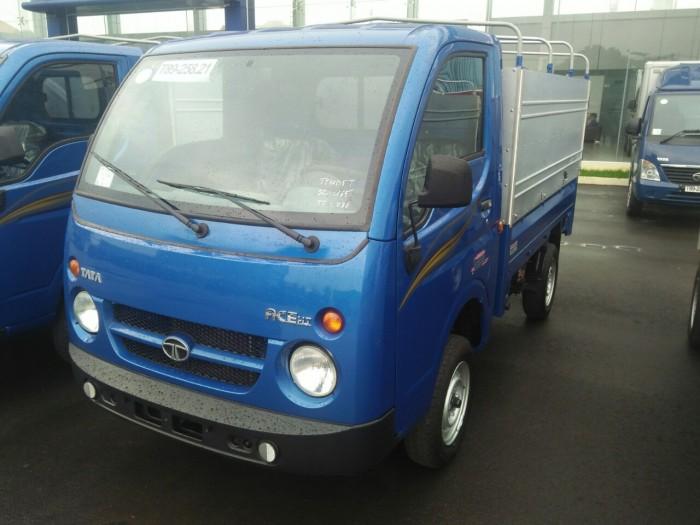 Xe Tải TaTa 500kg, giá nhà máy, trả trước 20% nhận xe ngay