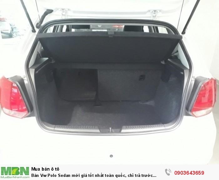 Bán Vw Polo Sedan mới giá tốt nhất toàn quốc 5
