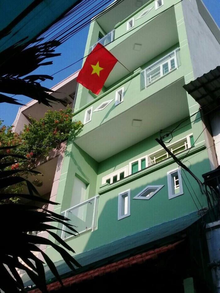 Cần Bán Nhà Hẻm Lê Văn Quới . ( 4x11m ) Q. Bình Tân