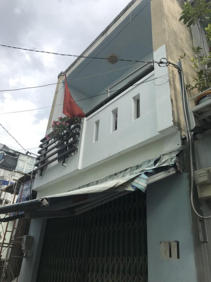 Cần Bán Nhà Hẻm Đường Số 12 . ( 4x14m ) Q. Bình Tân