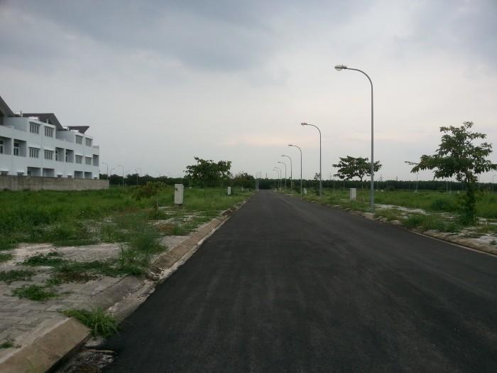 Đất biệt thự 6x20m,35 đường Nguyễn Thị Định , quận 2, tphcm