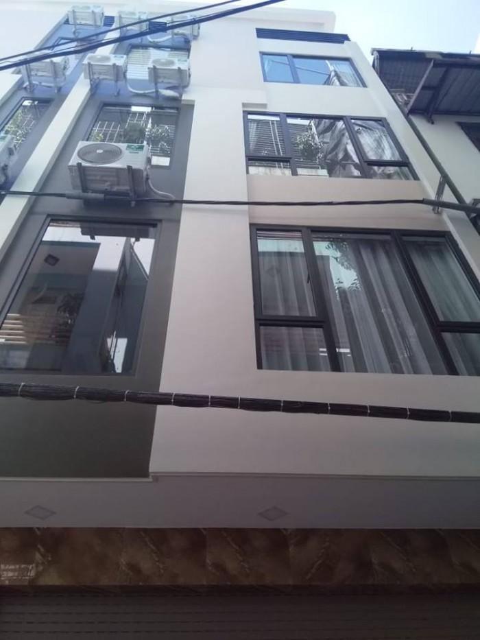 Bán nhà phân lô ô tô, văn phòng đường Hoàng Quốc Việt, Cầu giấy 46m2