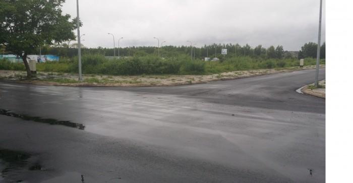 Đất thổ cư , gần ngay mặt tiền đườngsong hành liền kề novaland