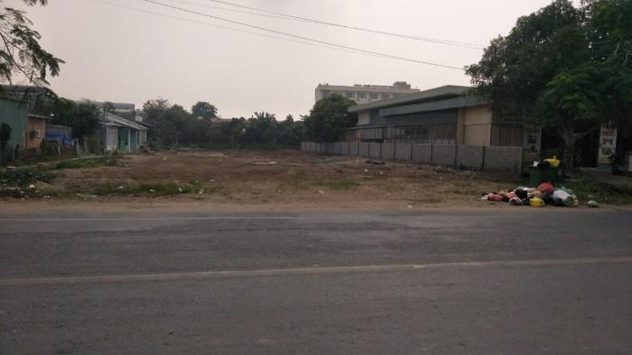 Bán đất mặt tiền đường container quốc lộ 50