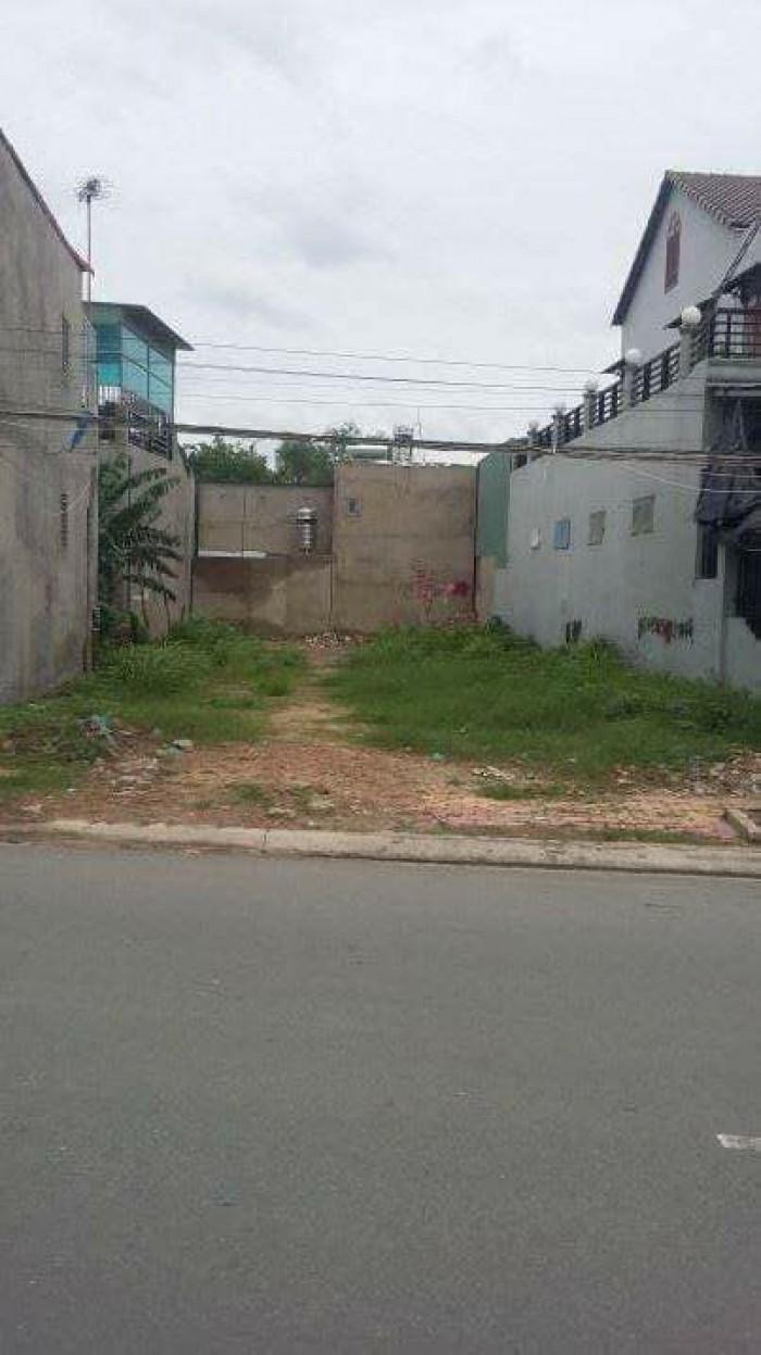 Gia đình tôi cần tiền nên bán gấp lô đất đường hiện hữu 7m,dân cư đông đúc