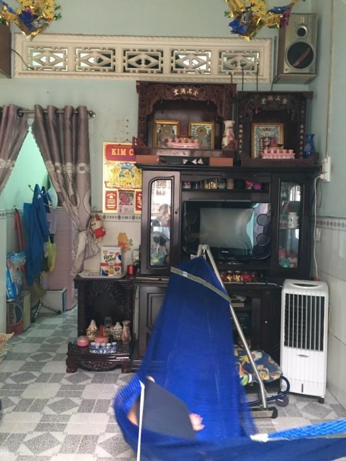 Bán nhà DT 3x11m, SHĐSH, Hẻm 2144 Huỳnh Tấn Phát, thị trấn Nhà Bè.