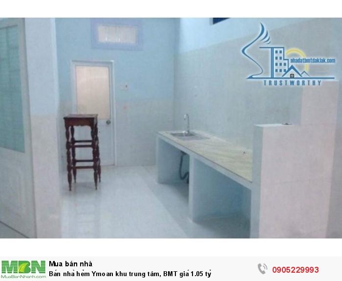 Bán nhà hẻm Ymoan khu trung tâm, BMT giá 1.05 tỷ