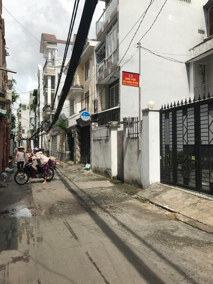 Bán nhà mặt tiền Trần Khắc Chân Phú Nhuận 8,7Ty Thương lượng