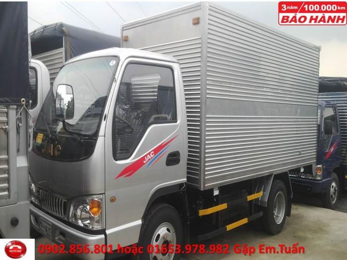 Xe tải JAC 2 tấn 4 5