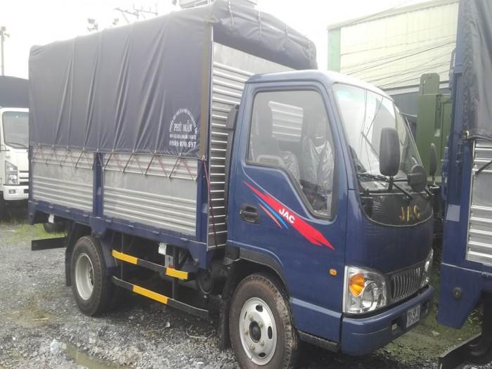 Xe tải JAC 2 tấn 4 3