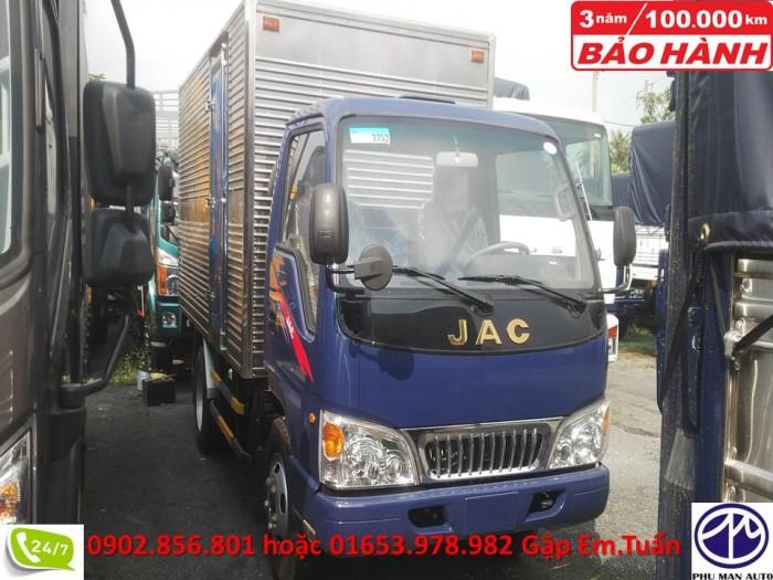 Xe tải JAC 2 tấn 4 6