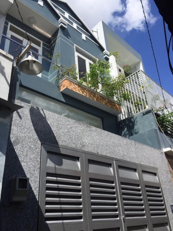 Bán nhà hẻm đường Tây Thạnh , P Tây Thạnh Q Tân Phú