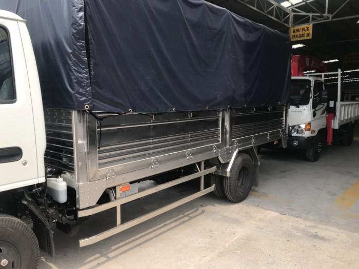 Bán xe tải Isuzu 1.4 tấn nâng tải 2.4 tấn - Trả trước 100tr - Giao xe ngay