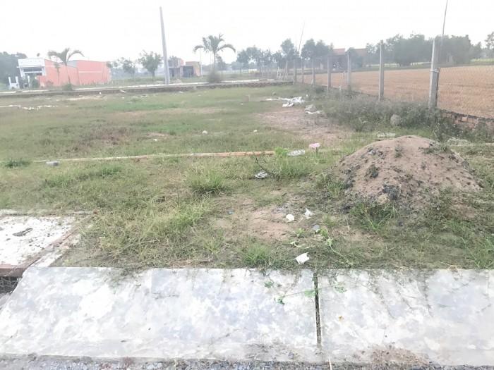 Đất mặt tiền,thổ cư,SHR,100m2,số 1 Trần Đại Nghĩa .Bình Tân