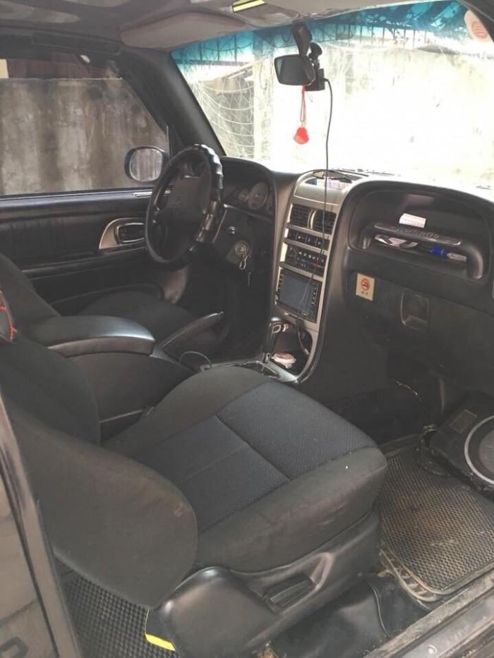 Korando sangyong đời 2005 xe nhập hàn quốc, vì hết đam mê