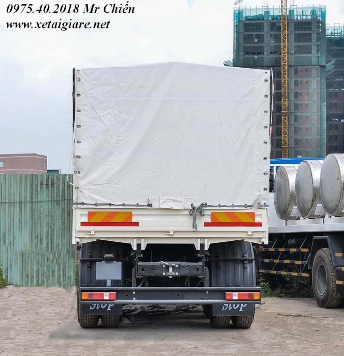 Xe tải thùng Kamaz 53229 (6x4) thùng 9n2 giá rẻ nhất thị trường
