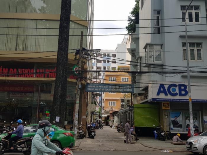 Cần bán rất gấp nhà mặt tiền HXH đường Nguyễn Trãi Phường 7, quận 5 giá 13.5 tỷ