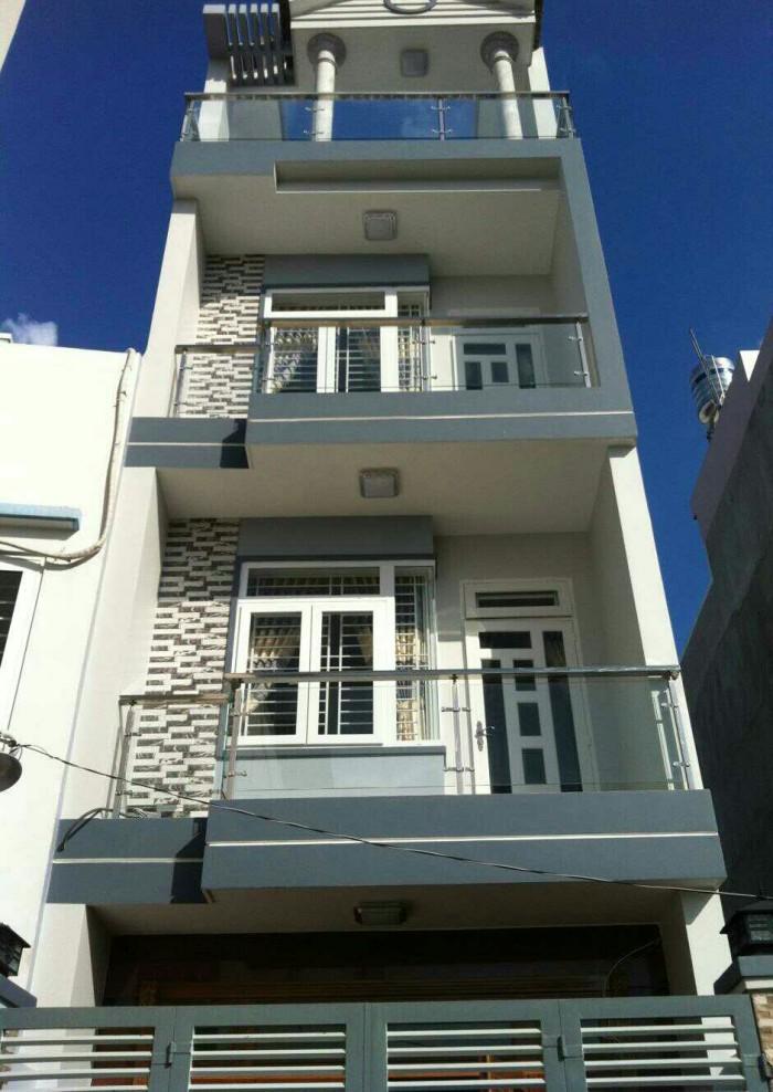 Cho thuê nhà làm căn hộ dịch vụ đường Chu Văn An quận Bình Thạnh