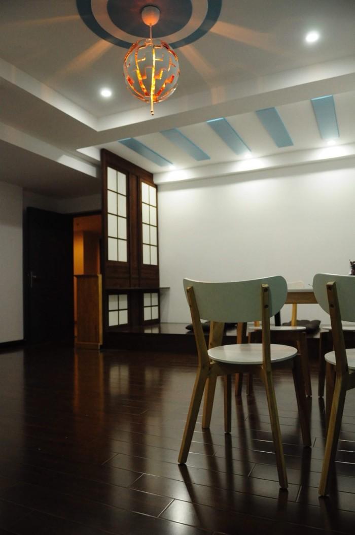 Cho thuê căn hộ City Tower Bình Dương 1PN 50m2 full nội thất