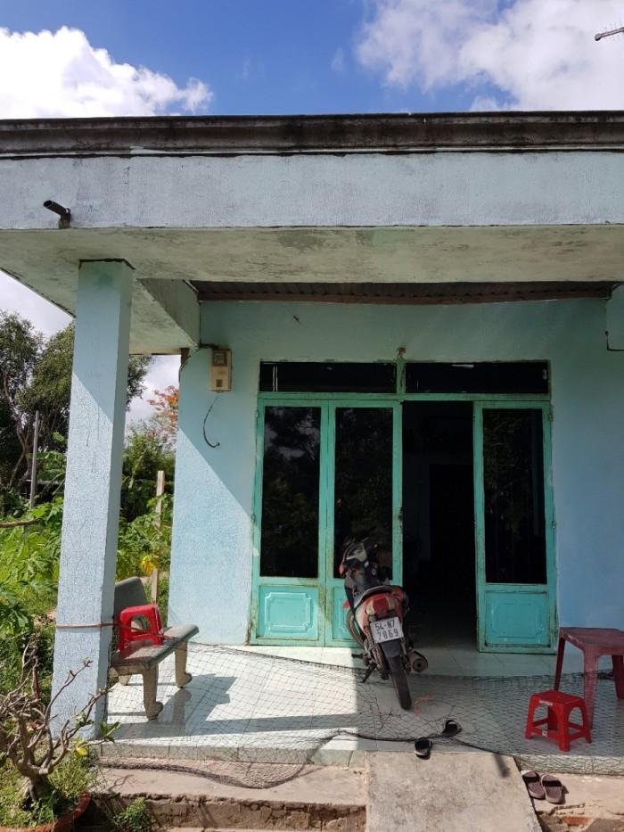 Trị bệnh cần bán nhà cấp4 7x45 ở Phước Thạnh,