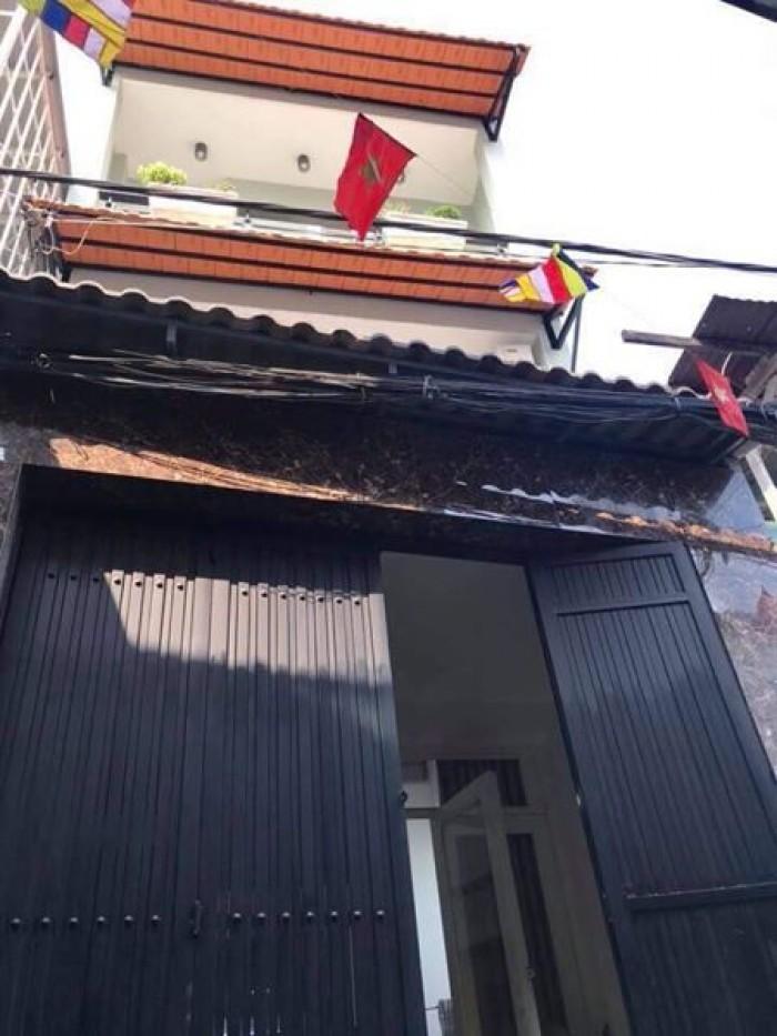 Tôi có căn nhà 80m2 Mặt tiền Nguyễn Hữu Thọ, Sổ Hồng Riêng , cần bán gấp 7ty3.
