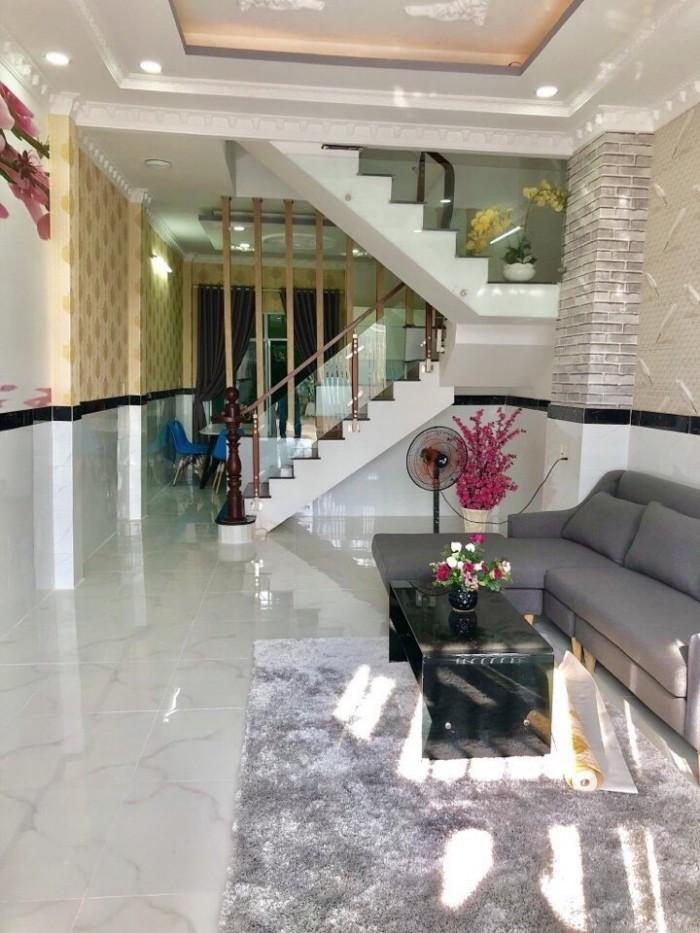 Thua Độ bán gấp!! Nhà đẹp 76m2 đường Quang Trung Gần chợ Hạnh Thông Tây