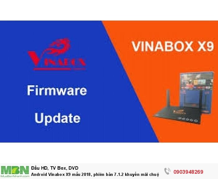 Android Vinabox  X9 thương hiệu VIệt đã có tại thị trường Việt