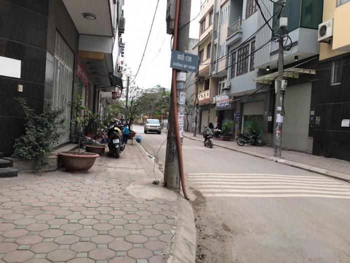 Đất mặt phố kinh doanh thịnh dt: 59m2, Mỹ Đình.