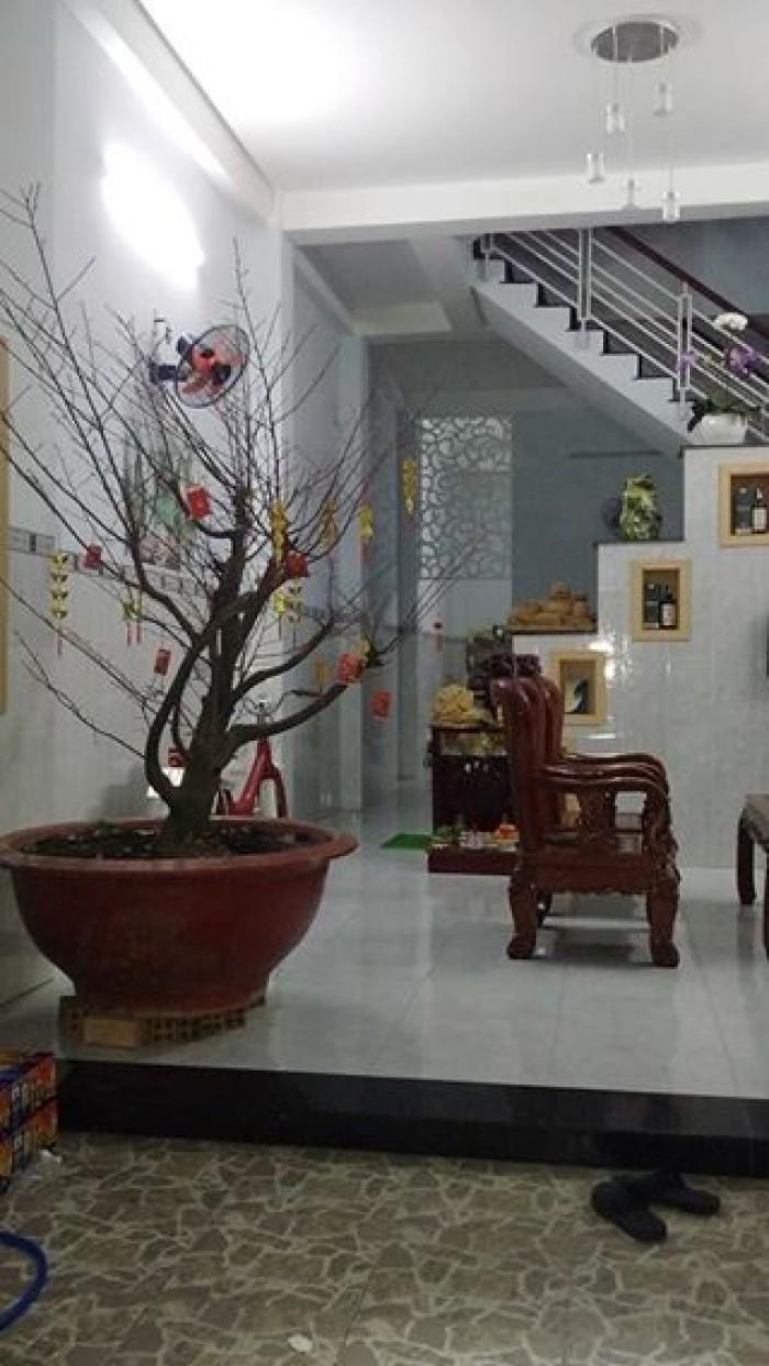 Bán căn góc 2MT Vườn Chuối, CX Đô Thành, 5x12m, 4 lầu
