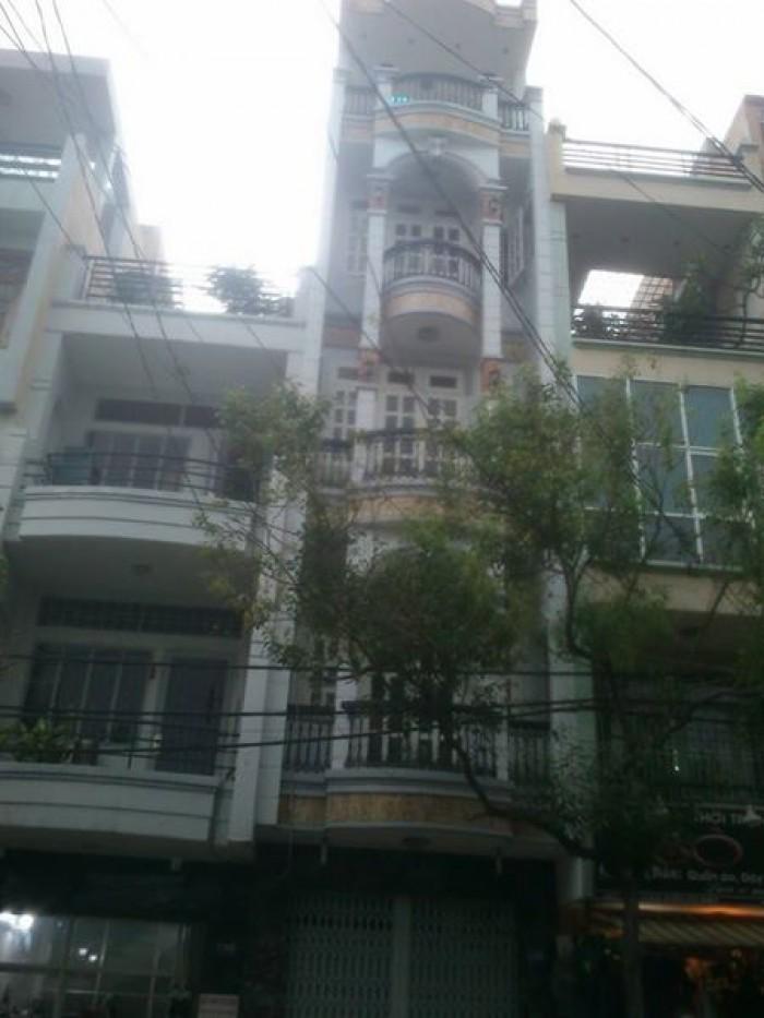 Bán Nhà 2 Mt Trần Bình Trọng - Cao Đạt  Q.5, Dt: 4x22m,  2 Lầu