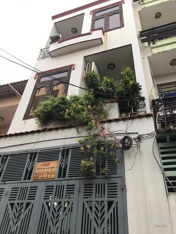 Bán nhà Mặt Tiền đường Bành Văn Trân