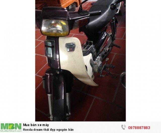 Honda Dream thái đẹp nguyên bản