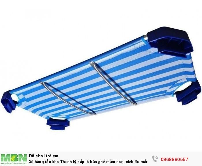 Xả hàng tồn kho Thanh lý gấp lô bàn ghế mầm non, xích đu mầm non, tủ đồ chơi mầm non có bảo hành23