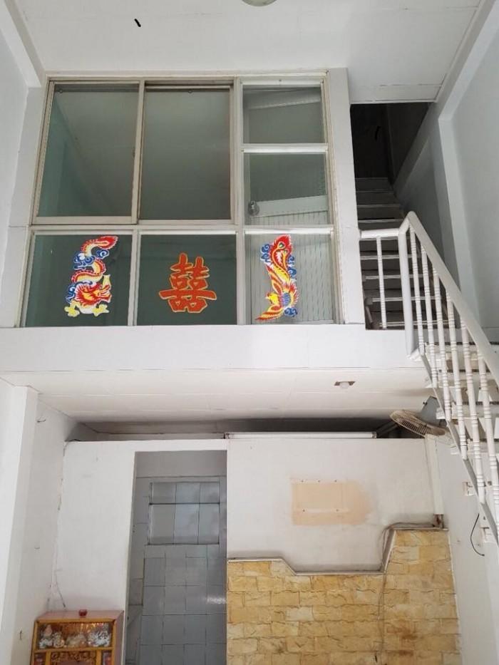 Bán nhà Bình Thạnh Ở ngay 2 tỷ 3 lầu hẻm 3m phường 12 Đường Nơ Trang Long