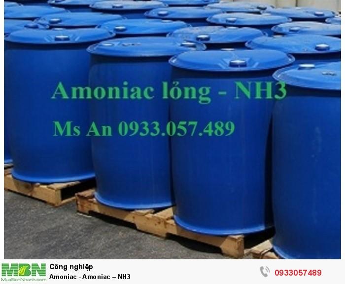 Amoniac - Amoniac – NH30