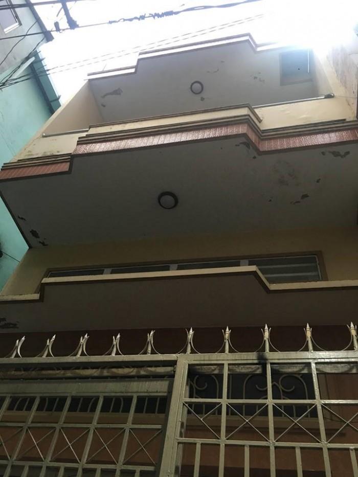 Bán nhà Quận 3 Đường Nguyễn Đình Chiểu 53m2 Phường 4 HXH 5.75 tỷ.