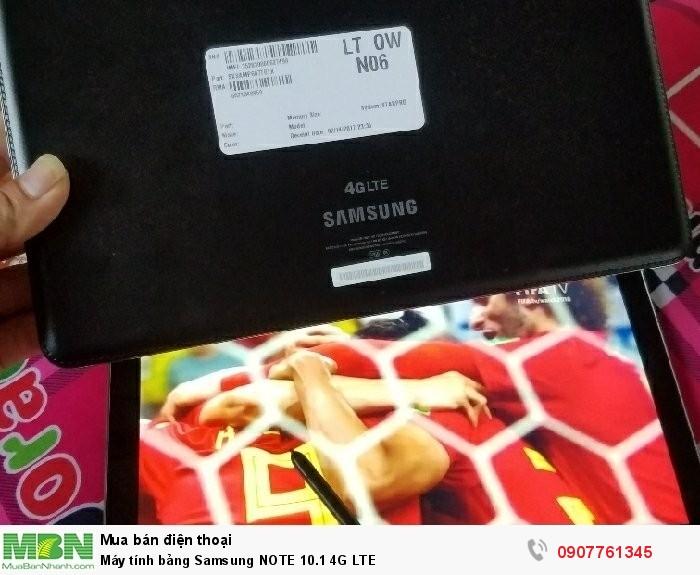 Máy tính bảng Samsung NOTE 10.1 4G LTE1