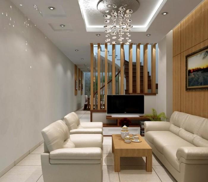 Nhà Mặt Tiền Phạm Hùng P4-Quận 8 DT đất 684m² Hiện đang cho ngân hàng thuê