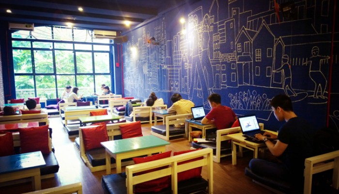 Cho Thuê Quán Trà Sữa Và Café Đường Tt Trâu Quỳ, Gia Lâm. Mỗi Tháng Kiếm 20-30 Triệu Ngay.