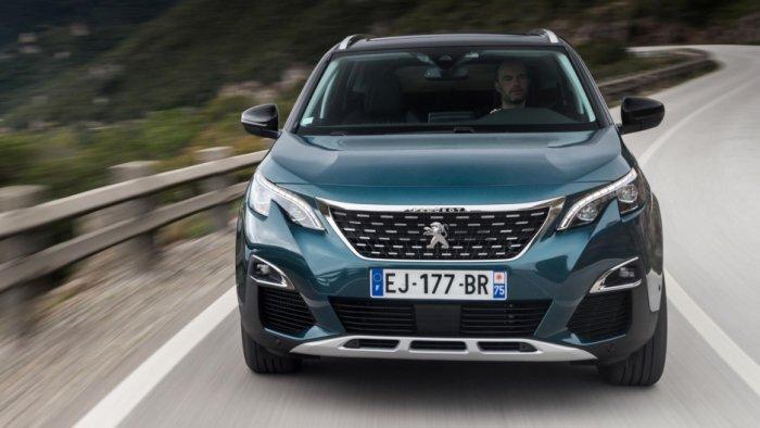 Xe Pháp CN Thái Nguyên .Peugeot 5008 thế hệ mới SUV 7 chỗ