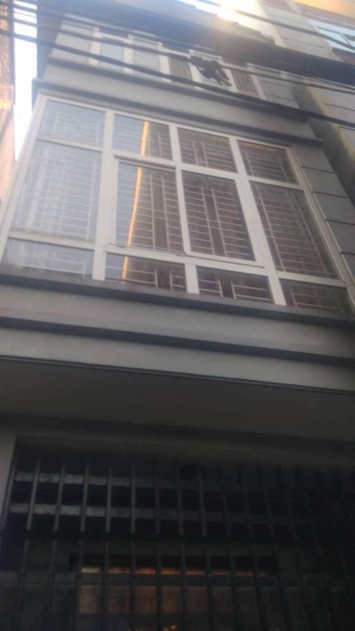 Bán nhà siêu đẹp, phố Nhân Mỹ, Đối diện SVĐ Mỹ Đình. 56m2,4 Tầng
